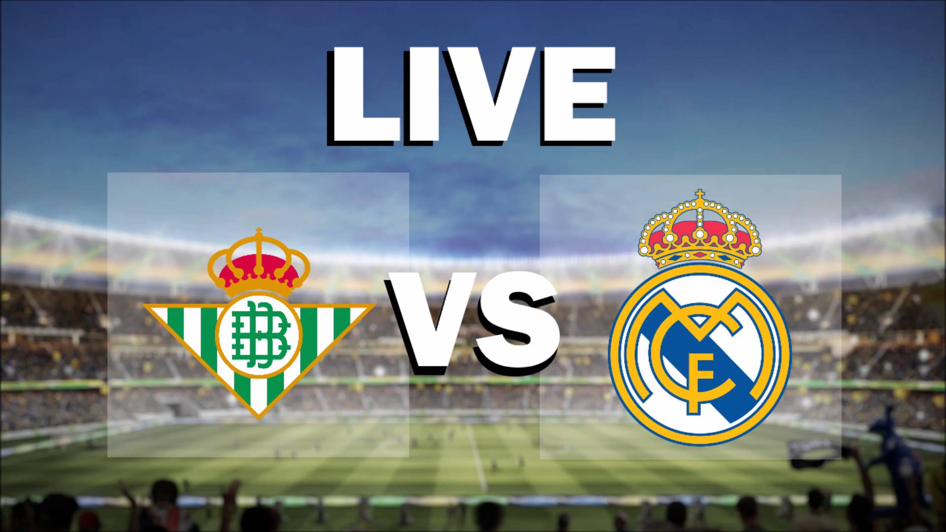 betis real madrid live stream free